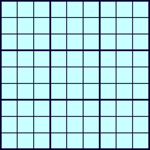 free blank sudoku puzzles 9x9 grid