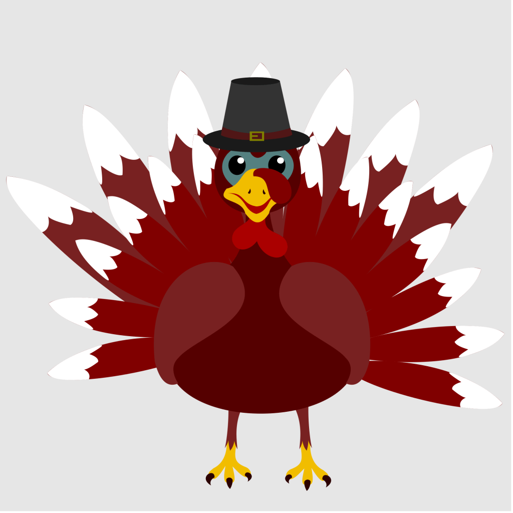 printable turkey template