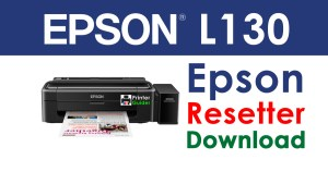 Epson L130 Resetter Adjustment Program