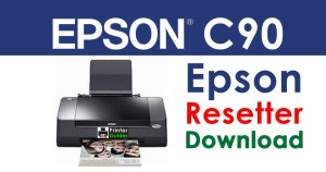 Epson Stylus C90 Resetter Adjustment Program Free Download