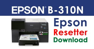 Epson B-310N Resetter Adjustment Program Free Download