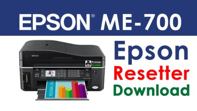 Photo of Epson ME Office 700 Resetter Adjustment Program Free Download