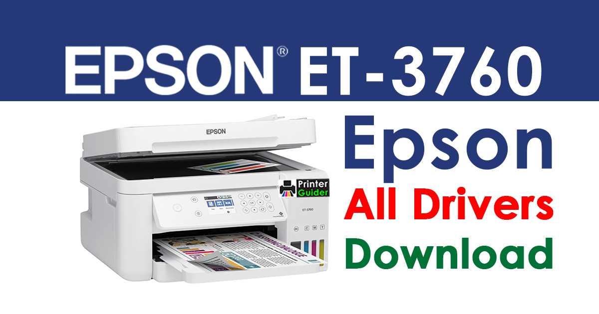 epson et 3760 printer driver free download