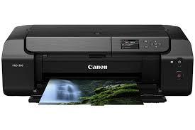 Canon Pixma Pro 200 Printer Driver