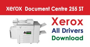 Xerox Document Centre 255 ST Driver Download