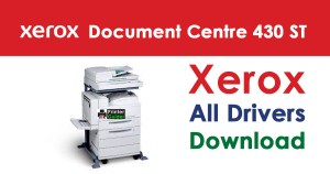 Xerox Document Centre 430 ST Driver Download