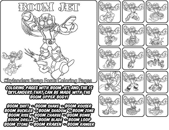 Image of Release the Kraken! Printable PDF (avec images)   Coloriage   446x580