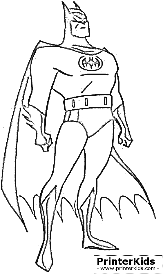 batman standing strong batman page preview