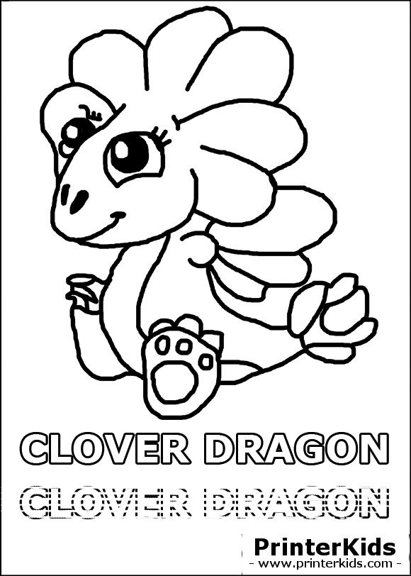 dragonvale clover preview