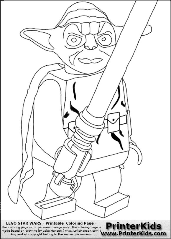 lego star wars yoda coloring page 12391