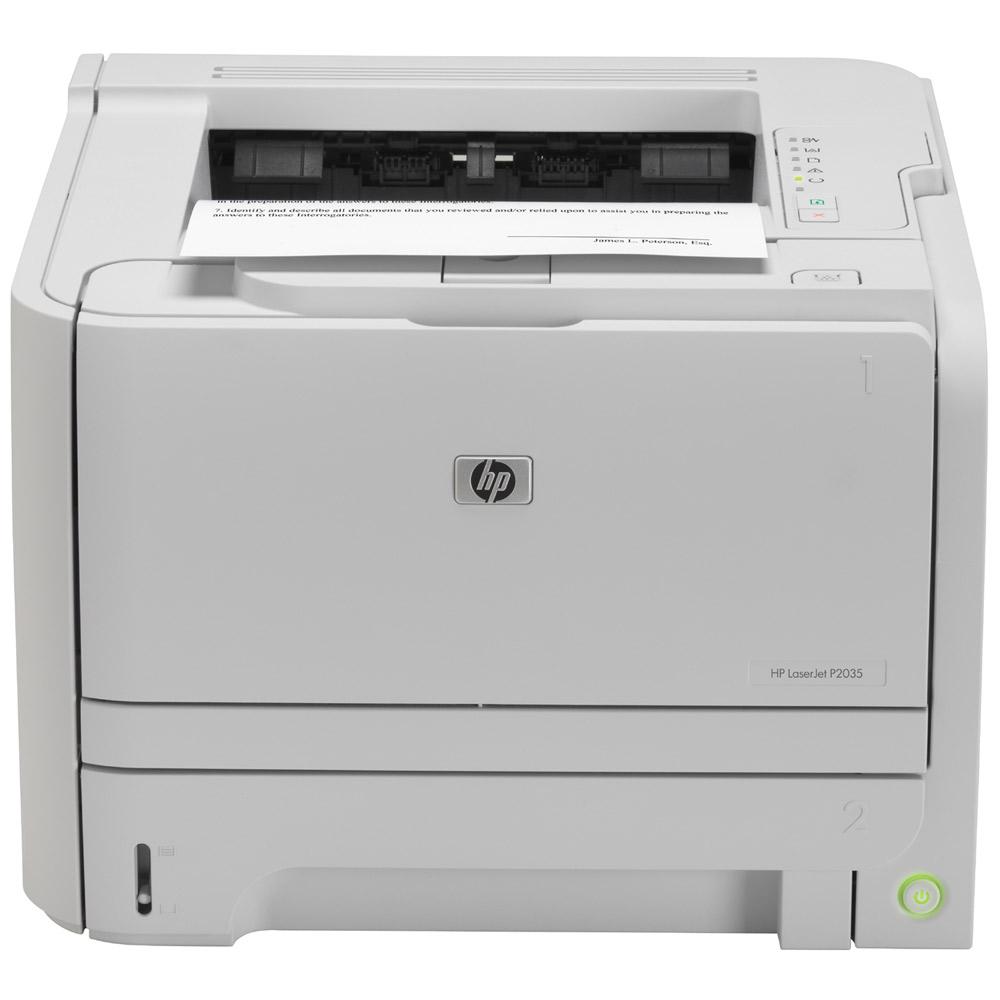 Hp Laserjet P2035 A4 Mono Laser Printer Ce461a