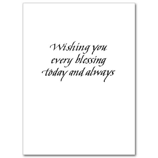Feastday Greetings Feast Day Card