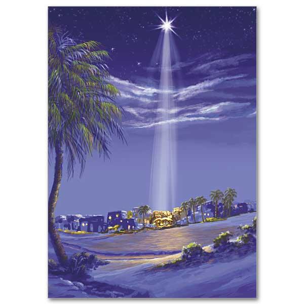 Star Over Bethlehem Mix Amp Match Christmas Card
