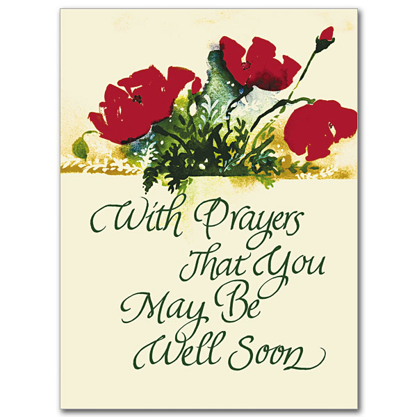 With Prayers Get Well