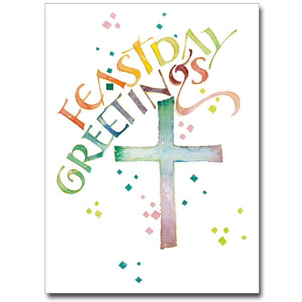 Feastday Greetings Feast Day Card