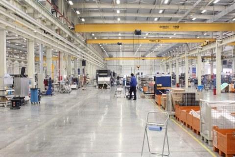 Menengok Pabrik Heidelberg di China
