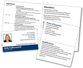 resume business card examples volumetrics co
