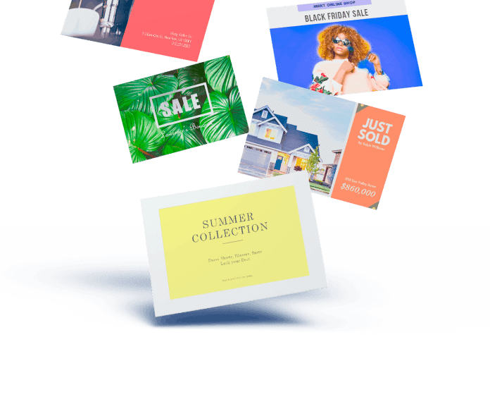Mailing Services Postcards