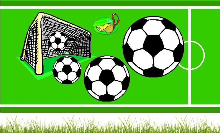 Bellenblaas voetbal etiket
