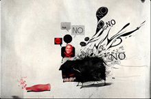 Ad for Coca-Cola, 2006. Agency: Wieden+Kennedy Amsterdam; production company/animation: Psyop; music: The Subways.