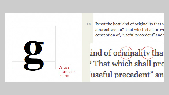 Thumbnail for Today's Obsession: Font Math Explained at TypeKit
