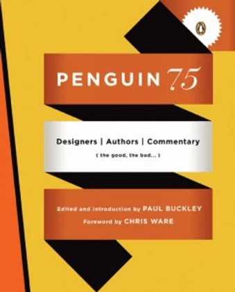 Thumbnail for A Book Cover Anthology: Penguin Turns 75