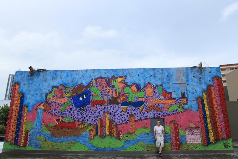 Thumbnail for The Dafen Village Mural Project in Shenzhen, China, Part 2