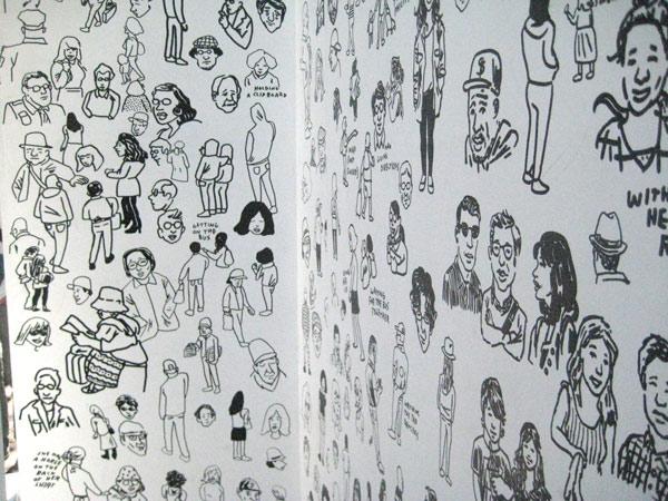 Thumbnail for Jason Polan, Levi's, San Francisco & Art!