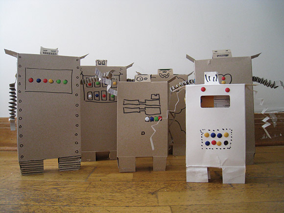 Thumbnail for This Week's Challenge: Robot Army Mail-Order Kit