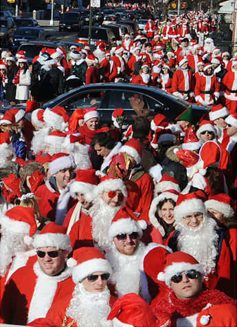 Thumbnail for Killer Santas Runamuck