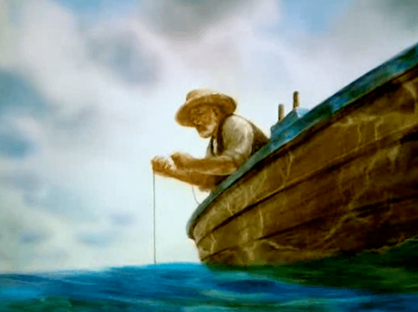 Thumbnail for Lunch Break Video: Old Man and the Sea.