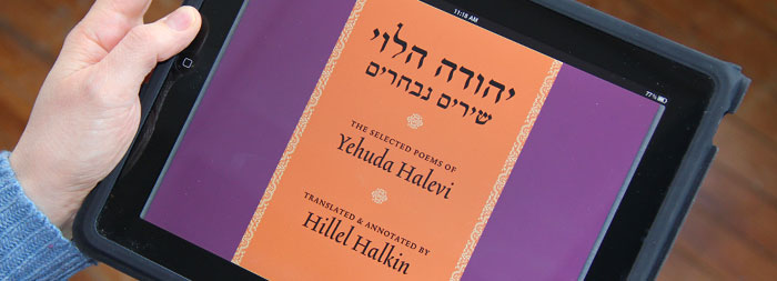 Thumbnail for E-Poetry, Hebrew Style