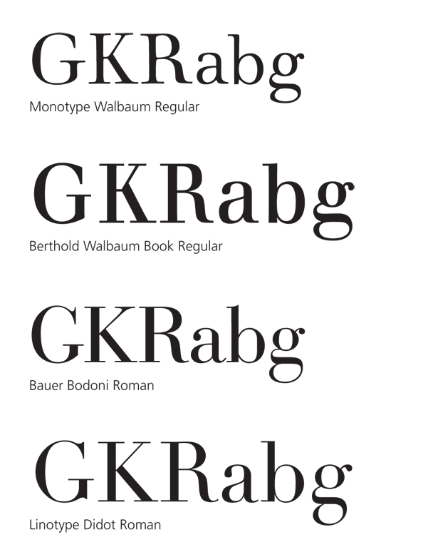Thumbnail for 12 Overlooked & Underappreciated Typefaces