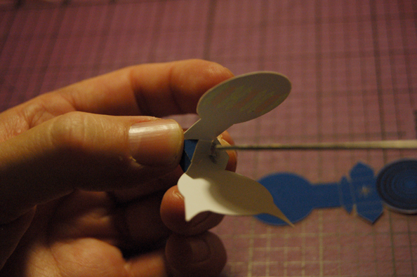 Paper Toy Monster Step 3b