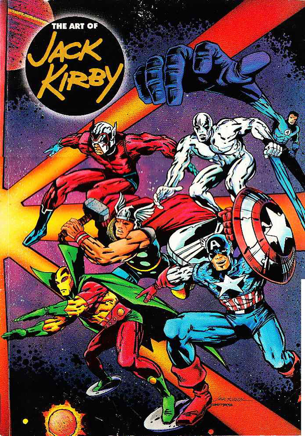 Thumbnail for You Can't Judge a Jack Kirby Book By its Cover