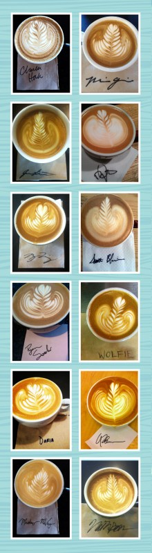 Thumbnail for Free Pouring: A Typology of Latte Art