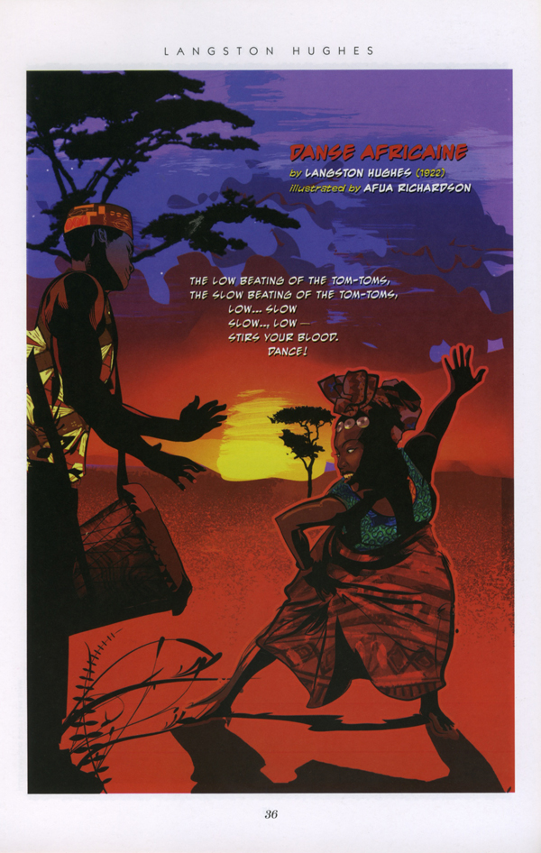 Thumbnail for Illustrated Classics of African-American Literature