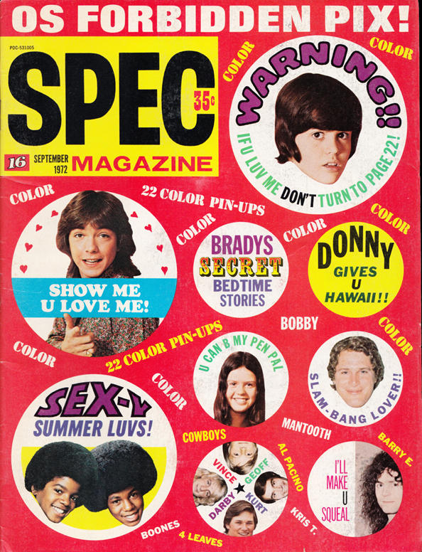 Thumbnail for Teen! Mags! 4-Ever!