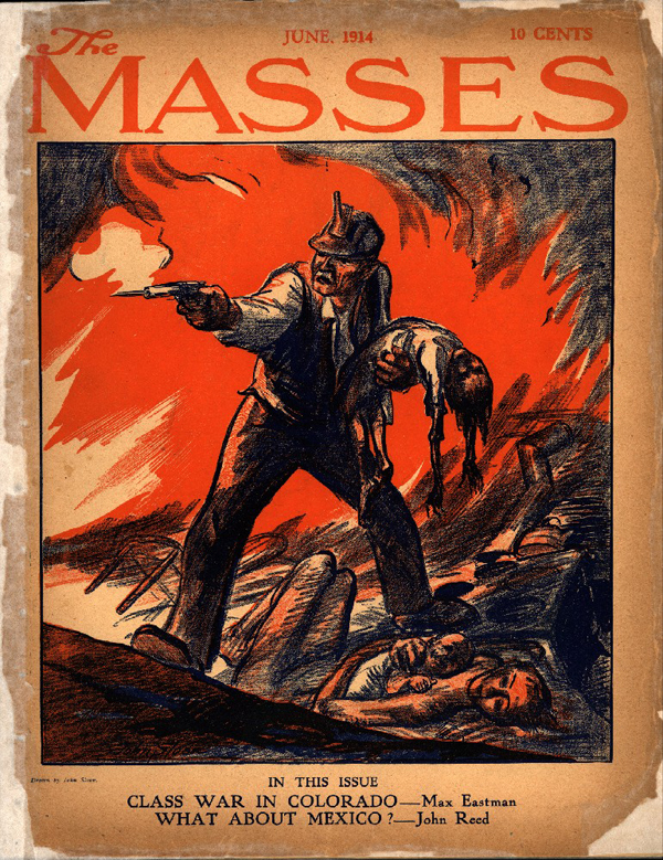 Thumbnail for From Ashcan to Hall of Fame: The Illustrations of John Sloan