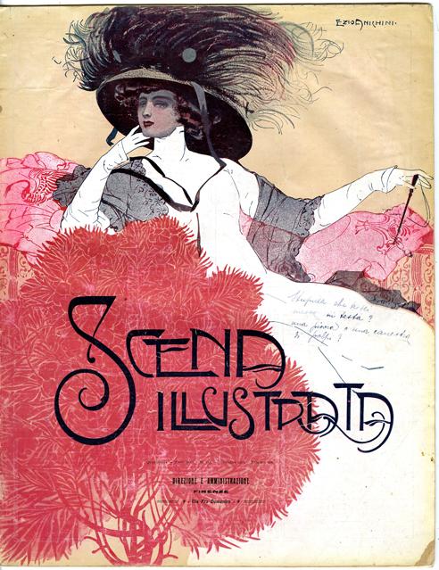 Thumbnail for Ezio Anichini: Nouveau Art, Vintage Artist