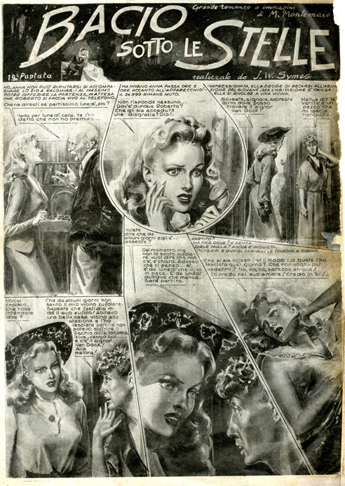 Thumbnail for Italy's Fumetti: Curiously Sophisticated Pulp Comics