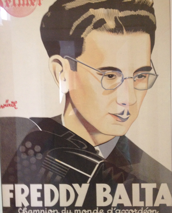 Thumbnail for Who Is Freddy Balta?