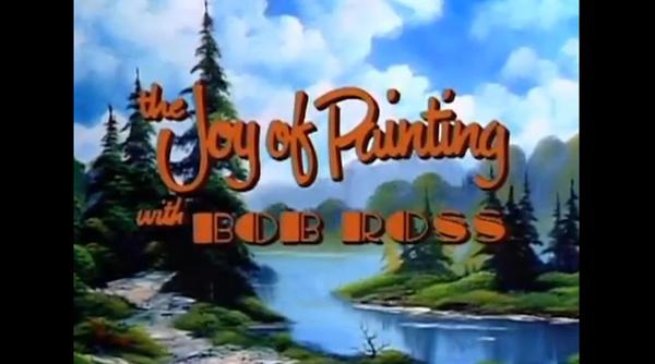 Thumbnail for Bob Ross Raps on Paint