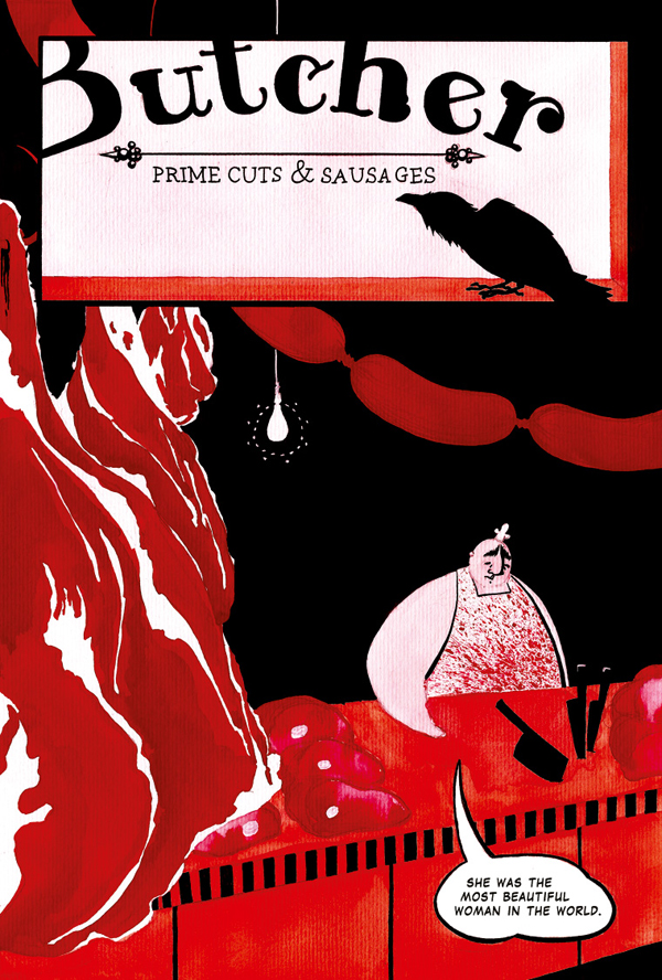 Thumbnail for Eliza Frye: How to Succeed in Comics, Online and Off