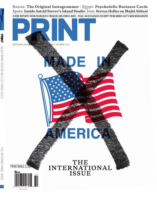 Thumbnail for Print's October 2012 Issue