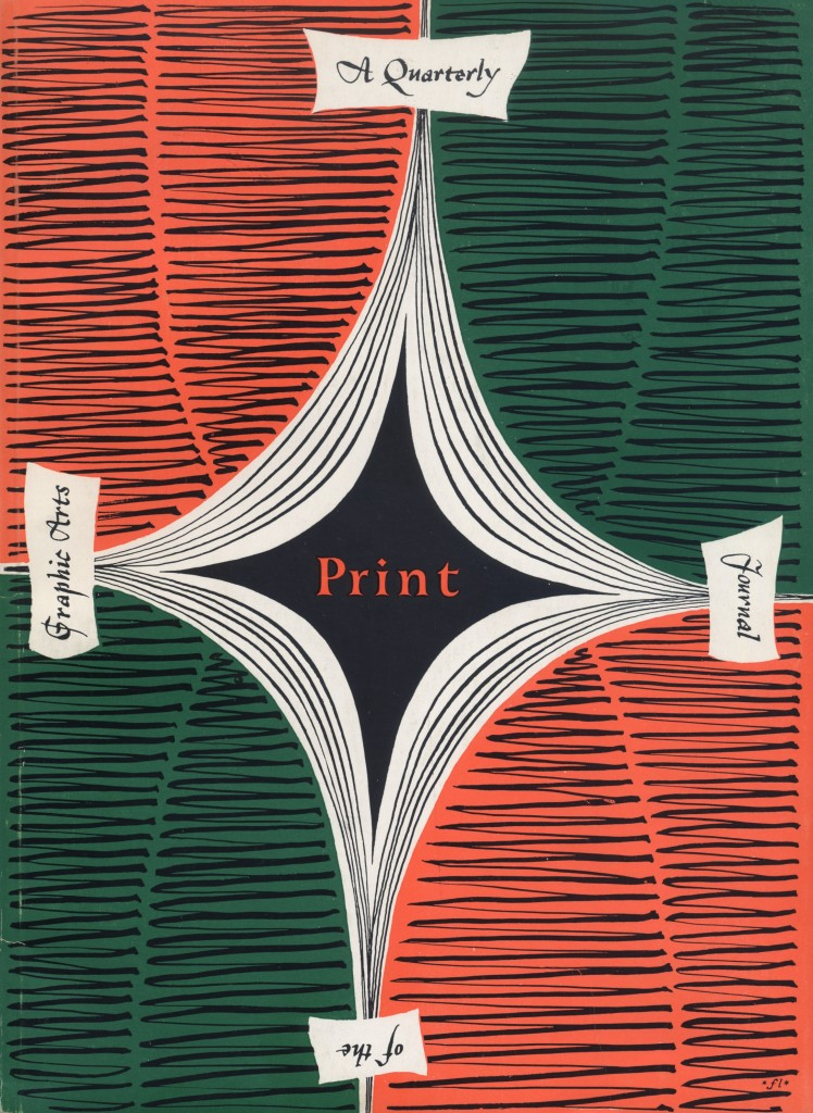 Volume VI, Number 2. Cover by Frank Lieberman.