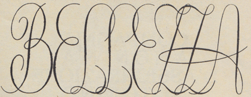Thumbnail for Some Quirky Roman Letters