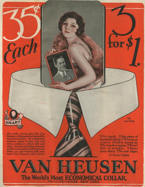 Thumbnail for When Van Heusen Made an Economical Collar