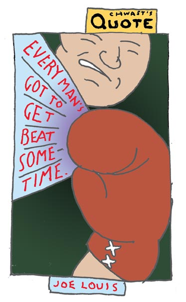 Thumbnail for Chwast's Quote: Words of Wisdom from Seymour Chwast (and Joe Lewis)