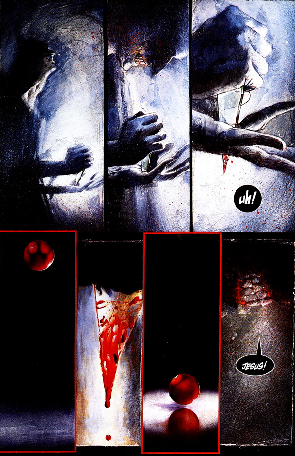 Dave McKean will be among the artists at Comic-Con.